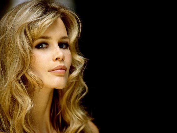 Schönste blondine der welt