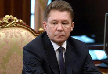 """Miller Alexei: quince años al frente de """"Gazprom"""""""