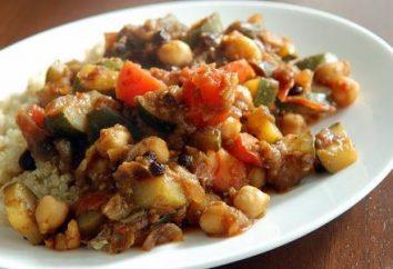 Plusieurs variations sur le thème: « ragoût de légumes avec de la viande dans multivarka »