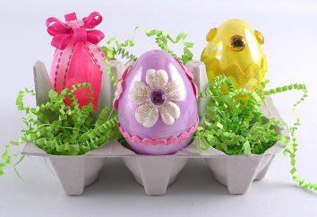 Piękne kompozycje na Wielkanoc z własnych rąk