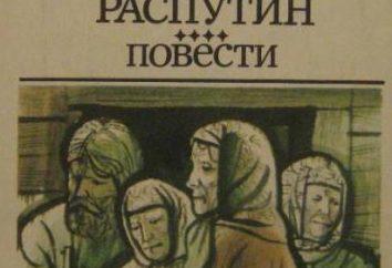 """""""Ogień"""" Rasputin: podsumowanie. """"Ogień"""" Rasputin: Podsumowanie po rozdziale"""