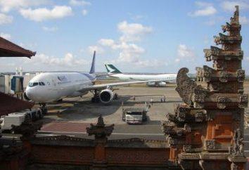 Ngurah Rai – aéroport international de Bali