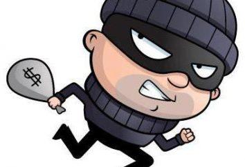 """St.158 Część 1 Kodeksu Karnego: komentarze. Artykuł 158 kodeksu karnego """"Kradzież"""""""