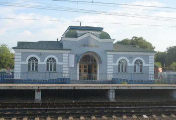 ville Strunino, région de Vladimir: description, lieux d'intérêt, les photos