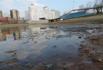 Ekologia Krasnodarski: Problemy
