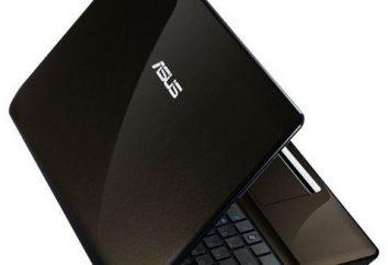 Notebook ASUS K52JC weryfikacja