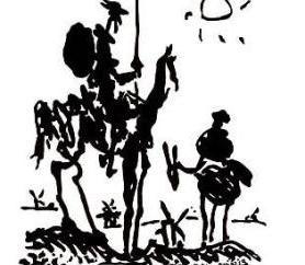romanzo di Cervantes Il famoso 'Don Chisciotte', la sua sintesi. Don Chisciotte – una triste immagine di un cavaliere