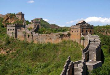 Co jest najbardziej znanym budowa starożytnych Chinach?