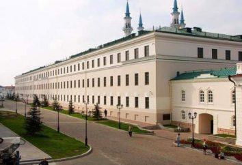 Muzeum Historii Naturalnej Tatarstan: opis i zdjęcie