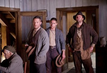 """""""Lawless"""": atores, papéis, lote"""