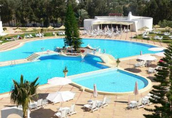 Ramada Liberty 4 * (Monastir, Tunísia): fotos e comentários sobre turistas.