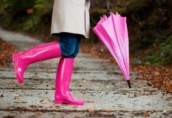 Come per sigillare gli stivali di gomma? Modi per riparare le scarpe di gomma