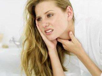 Per informazioni su come trattare gola a casa