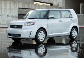 Toyota Scion xB – stylowy, kompaktowy i funkcjonalny