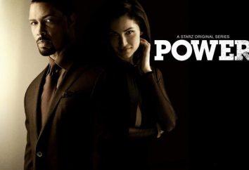 Les personnages et les acteurs: « Power » – une nouvelle série de Starz chaîne de télévision