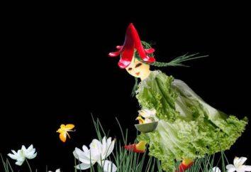 conte de fées sur les légumes pour les enfants