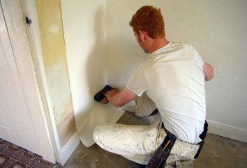 Como pendurar papel de parede não-tecido