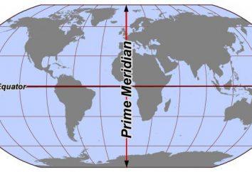 El paralelo más largo es el ecuador