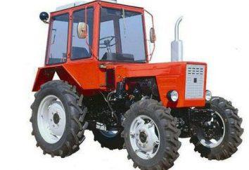 """Tractor T30 ( """"Vladimirets""""): a las especificaciones del dispositivo"""