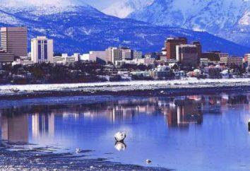Natura Alaska: klimat, topografia, flory i fauny regionu
