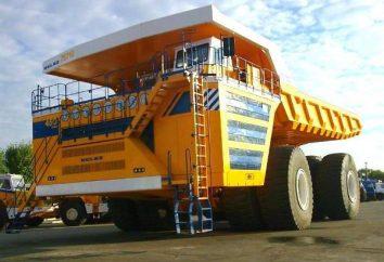 BelAZ-75710 – la più grande macchina del mondo