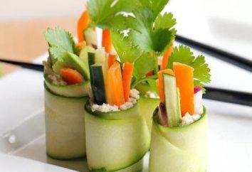 Jak gotować warzyw rolkach