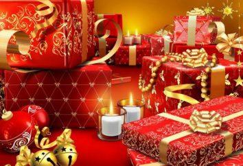 Un regalo para el Año Nuevo durante 12 años – una difícil elección