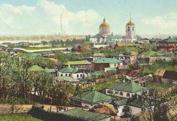 Voronezh Province: Histoire