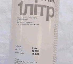 """Drogas """"Chiktonik"""": instrucciones de uso, una descripción de"""