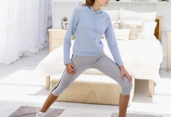 Skuteczny zestaw ćwiczeń dla utraty wagi w domu