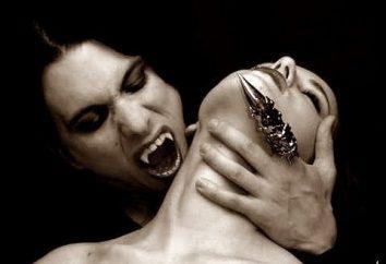 Ci sono vampiri nella vita reale: fatti e finzione