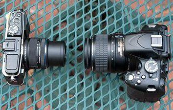 Quale fotocamera è migliore, digitale o specchio?