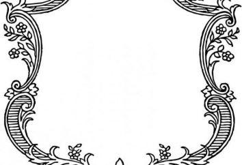 Motifs et ornements baroques