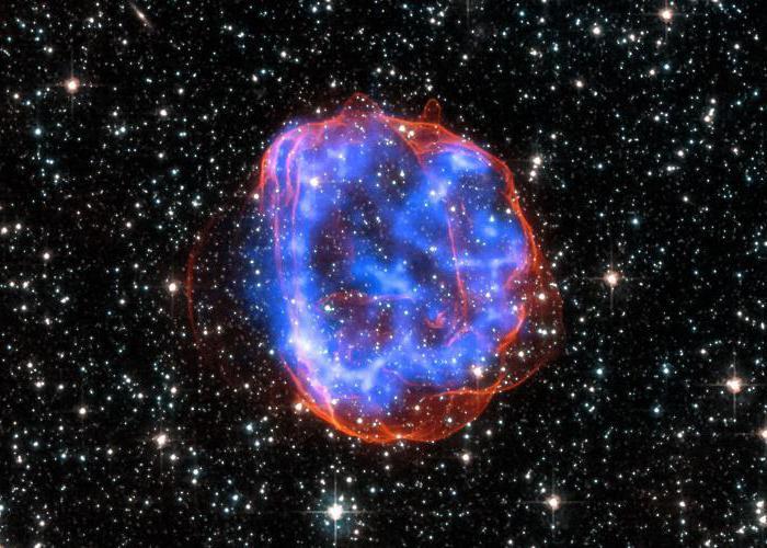 Supernova Beteigeuze