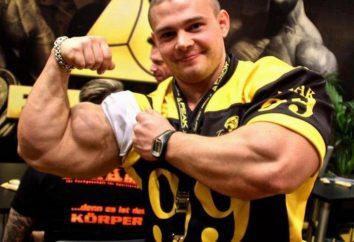 Aleksey Lesukov – prometteur bodybuilder russe