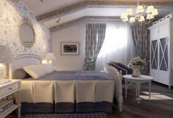 Jak zrobić projekt sypialni w stylu Prowansji z rękami? Wskazówki