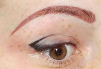Mezhresnichny tatuaż oczu: opinie, zdjęcia przed i po