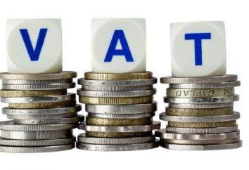 Optimisation de la TVA: les méthodes, les schémas, exemples. formule de TVA