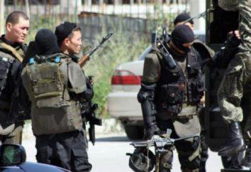 Il terrorismo in Kazakhstan: contromisure