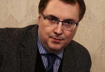 Alexey Maslov: lezioni, libri, identità