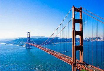 O destaque do San Francisco – Golden Gate Bridge