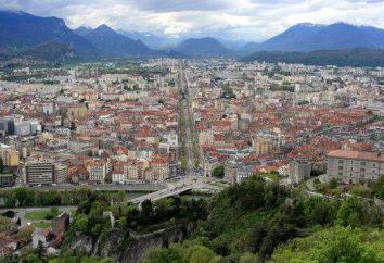 Grenoble (Frankreich): die Geschichte der Stadt und ihre Sehenswürdigkeiten