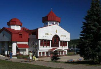 República de Bashkortostan. Spas e resorts de saúde
