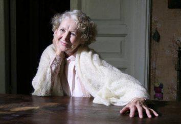 Attrice Vera Karpova: biografia, la creatività