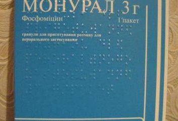 """A través de mucha ayuda """"Monural""""? Características de la aplicación, instrucciones, contraindicaciones y revisión de la preparación"""
