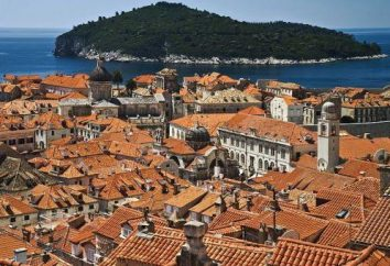 Adriatica. attrazioni Croazia