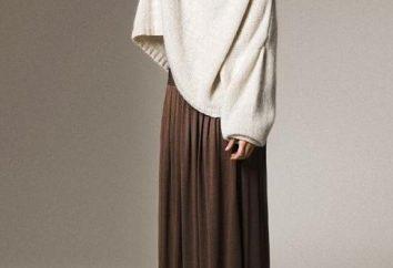 Cómo coser una falda larga hasta el suelo de forma rápida y fácil?
