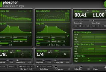 VST-synthétiseur. Les meilleurs synthétiseurs virtuels