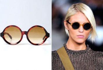 lunettes rondes – le classique est toujours à la mode