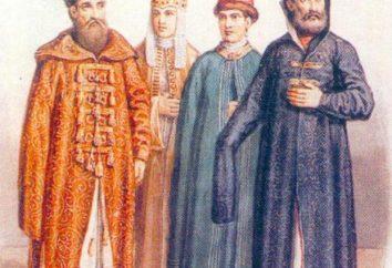 Wer sind die Herren und Adeligen?